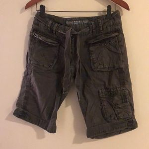 Anthropologie Cargo Shorts Size 2